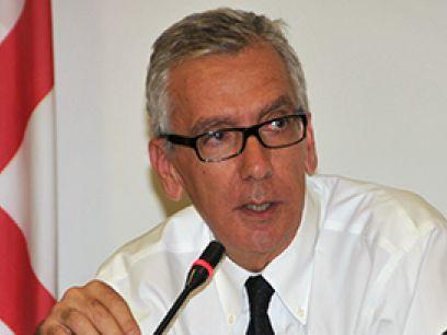 Francesco Pigliaru, foto Regione Sardegna