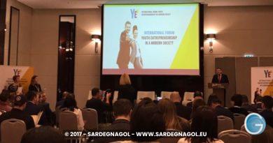 Meeting impresa Moldova, foto Sardegnagol riproduzione riservata
