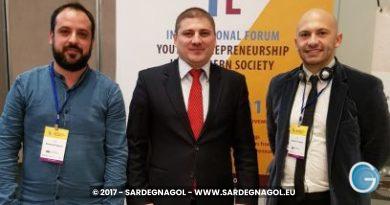 Gabriele Frongia, Maurizio Orgiana, Ion Donea