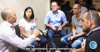 Incontro Fondazione di Sardegna, foto Sardegnagol riproduzione riservata