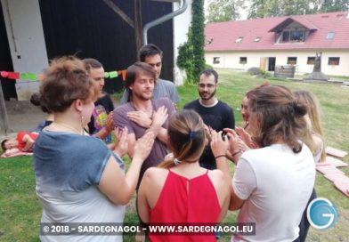 Corso Formazione Erasmus+, foto Sardegnagol riproduzione riservata
