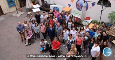 Giovani e disabilità, foto Sardegnagol riproduzione riservata