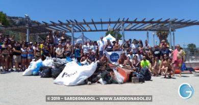 Sardegna Plastic Free, foto Martina Mameli