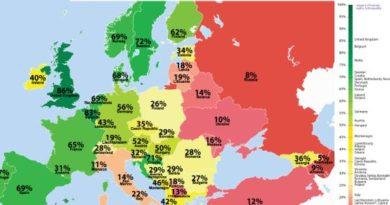 Diritti LGBT Europa, foto ILGA Europe