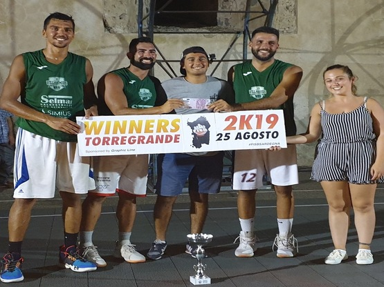 Streetball Oristano