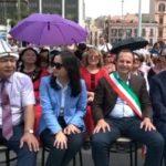 Cagliari celebra l'anniversario del popolo Chirghiso
