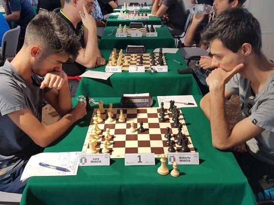 Torneo Scacchi Oristano