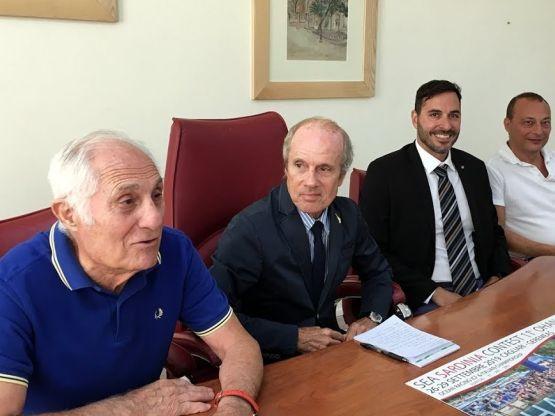 Paolo Spano assessore Sport