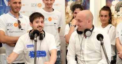 Domenico De Maio network inRadio