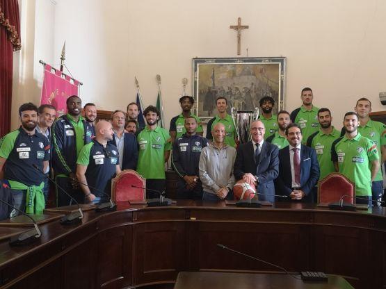 Dinamo Basket Comune di Sassari