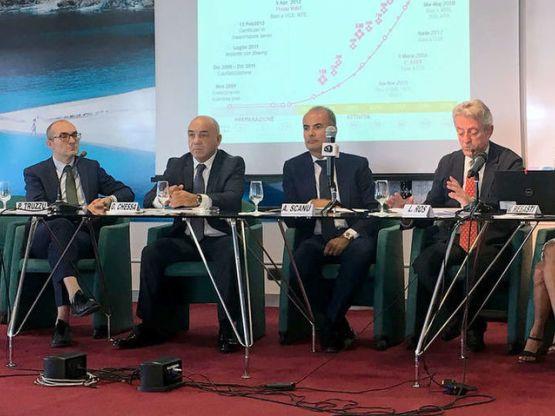 Conferenza sulle nuove rotte aeree