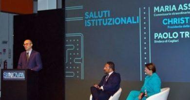 Paolo Truzzu Sinnova 2019