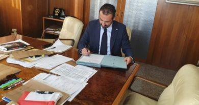 Presidente Michele Pais