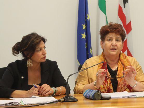 Gabriella Murgia, Teresa Bellanova