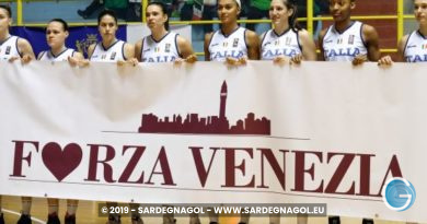 Italia Basket Femminile foto Marina Federica Patteri