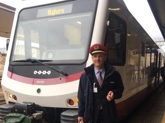 Treno Alghero-Sassari