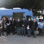 Polizia contro la violenza sulle donne