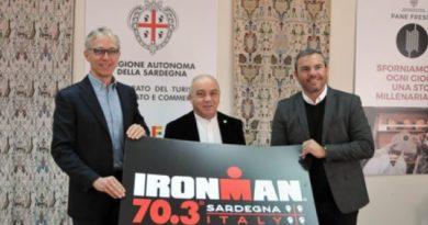 Gianni Chessa , Ironman