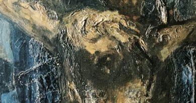 Il Cristo a tre braccia, Carlo Contini