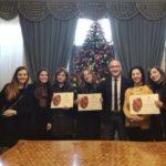 Premiazione Natale in Vetrina