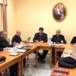 Christian Solinas, Conferenza Episcopale Sarda