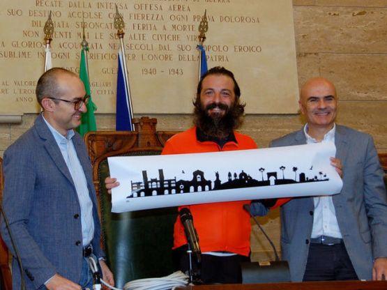 Paolo Truzzu, Sebastiano Dessanay, Alessandro Sorgia