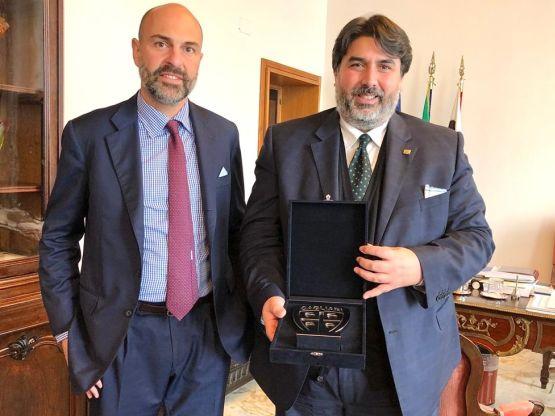 Christian Solinas, Tommaso Giulini