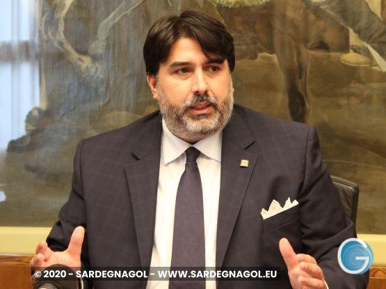 Christian Solinas, foto Sardegnagol riproduzione riservata, 2019 Gabriele Frongia