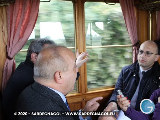Intervista sul Treno Verde