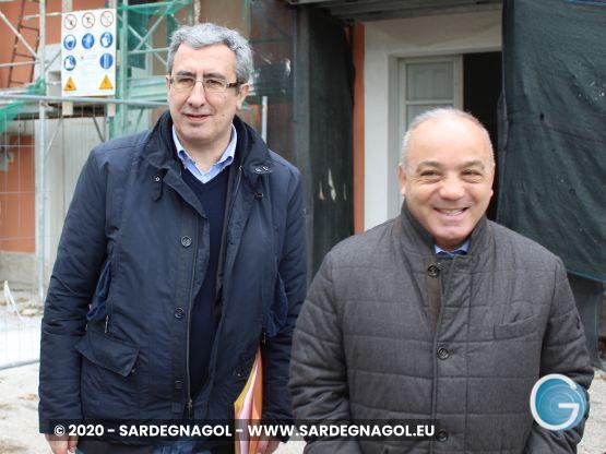 Umberto Oppus, Gianni Chessa