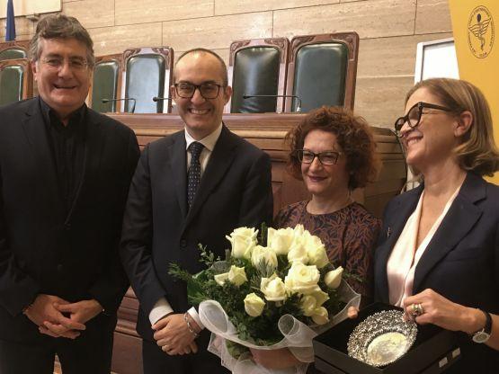 Edoardo Tocco, Paolo Truzzu, Cristina Caboni, Caterina Montaldo