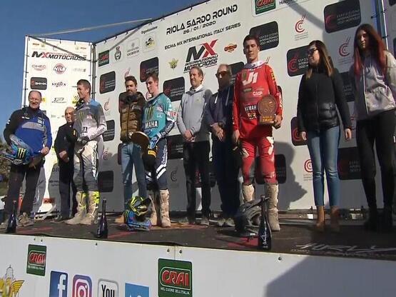 Internazionali di motocross Riola Sardo
