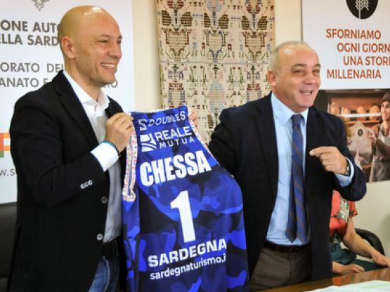 Stefano Sardara, Gianni Chessa