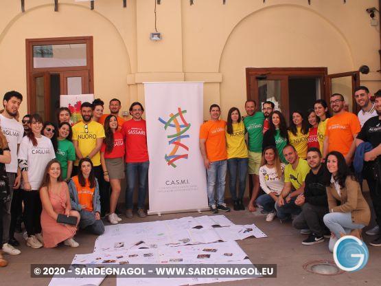 Casmi e giovani in Sardegna