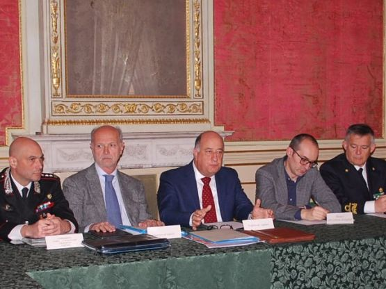 Bruno Corda, Paolo Truzzu, Pierluigi d'Angelo