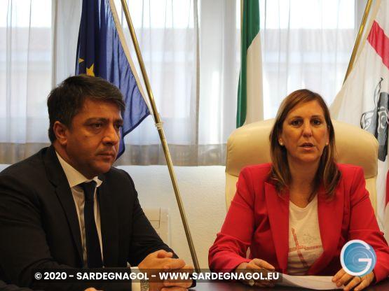 Massimo Temussi, Alessandra Zedda