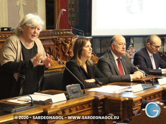 Maria del Zompo, Alessandra Zedda, Bruno Corda, Paolo Truzzu
