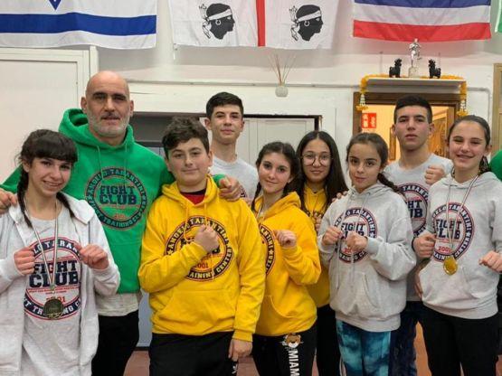 Muay thai Tarantini fight club