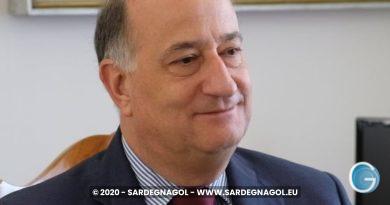 Prefetto Bruno Corda, foto Sardegnagol riproduzione riservata, anno 2019 autore Roberto Dessì