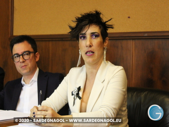 Desirè Manca, Francesco Agus, foto Sardegnagol riproduzione riservata