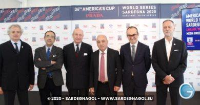 Presentazione tappa di Cagliari