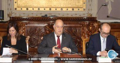 Il Prefetto Dott. Comm. Bruno Corda