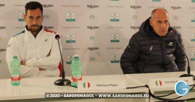 Gianluca Mager, Corrado Barazzutti