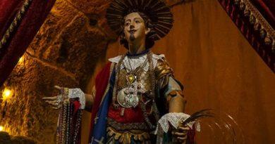 Sant'Efisio, Foto Marina Federica Patteri