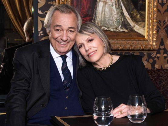 Victoria Zinny e Remo Girone