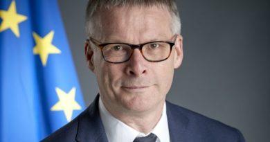 Jeppe Tranholm-Mikkelsen, Copyright: Unione Europea