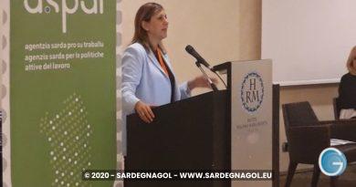 Alessandra Zedda, foto Sardegnagol riproduzione riservata 2019