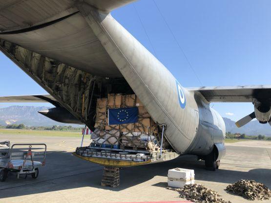 Trasporto aereo ai tempi della pandemia, foto Parlamento europeo