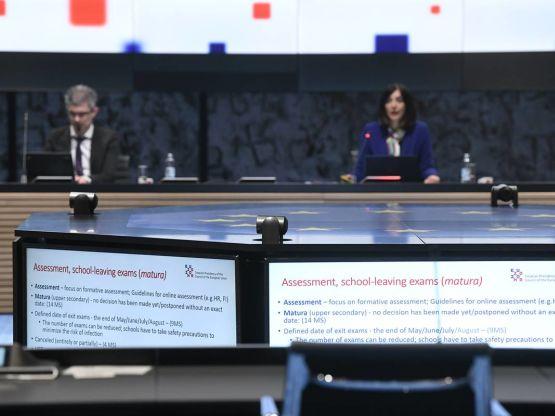 Videoconferenza, foto European Union