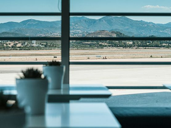 Aeroporto Olbia, foto Geasar
